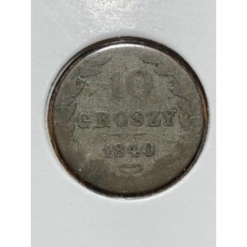10 Groszy 1840