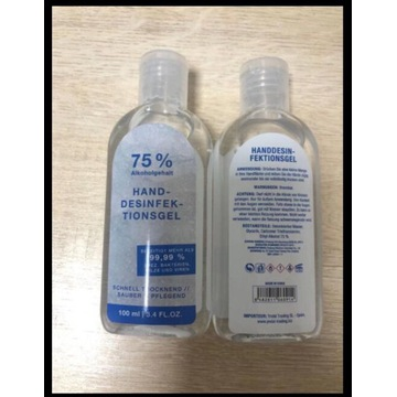 Żel antybakteryjny / dezynfekcja rąk hurt