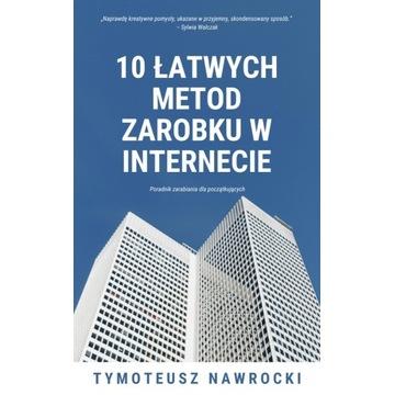 E-BOOK ZARABIANIE W INTERNECIE