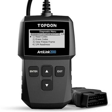 TOPDON AL200 Tester Skaner diagnostyczny