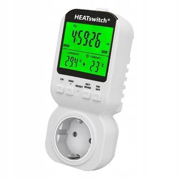Heatswitch termostat gniazdkowy programowalny