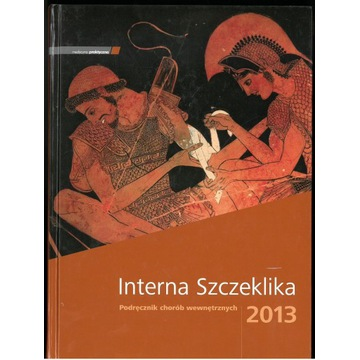 Interna Szczeklika 2013