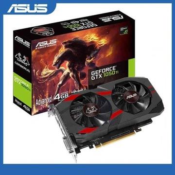 ASUS GeForce GTX 1050 Ti Cerberus Gwarancja 2024r