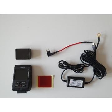 Viofo A119 PRO GPS tryb parkingowy kamera do auta