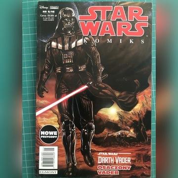 Star Wars komiks nr 5/15 Darth V. Osaczony Vader