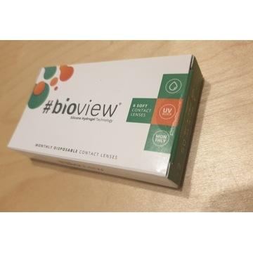 soczewki miesięczne bioview -2,50