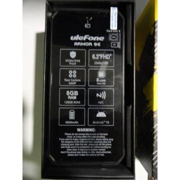 Telefon Ulefone Armor 9 8/128GB 64Mpx Nowy