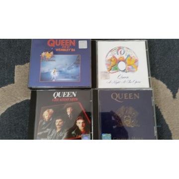 Queen zestaw Greatest I, II, Wembley, Night