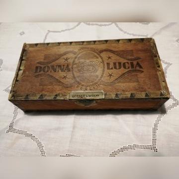 Pudełko do cygar Loeser&Wolff Donna Lucia Klein