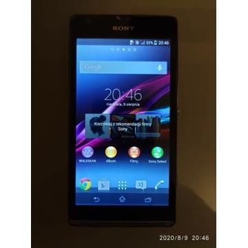 Smartfon Sony Xperia SP (po kontakcie z wodą)