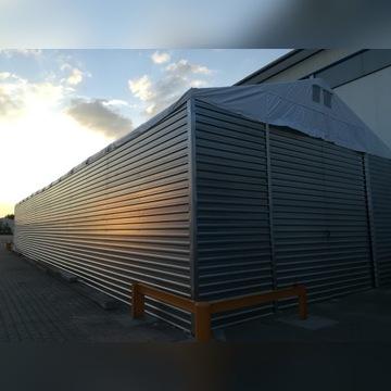 hala namiotowa namiot garaż używana 8x16x2,5JMHALE