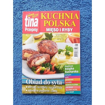 Tina Przepisy - Kuchnia Polska: Mięso i ryby.