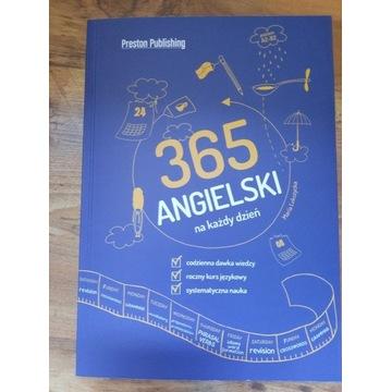 Książka 365 Angielski na każdy dzień