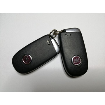Chrysler Jeep Dodge Fiat pilot keyless