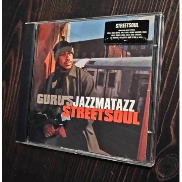 Guru's Jazzmatazz 2 płyty streetsoul