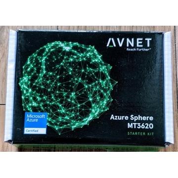 Azure sphere starter mt3620