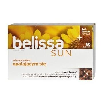Belissa Sun 60 tabletek