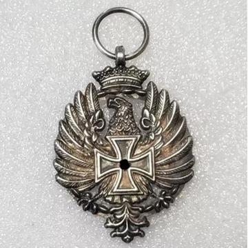 WW2, Niemiecka Odznaka Niebieskiej Dywizji 1941