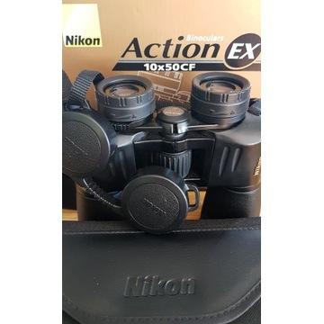 LORNETKA NIKON Action EX 10x50CF