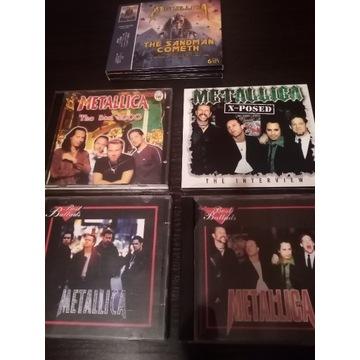 Metallica 5CD: The Sandman Cometh ,The Best 2000,