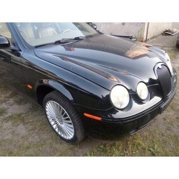 Jaguar S-type lift przód