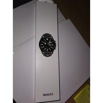 Nowy Samsung Watch 3 45 mm czarny