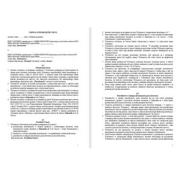 Paczka 9 umów Nieruchomości wersja PL i DE