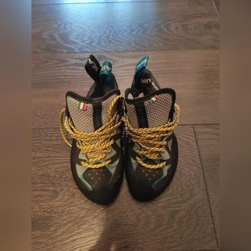 Buty wspinaczkowe Scarpa Vapor Lace WMN, r. 37 1/2