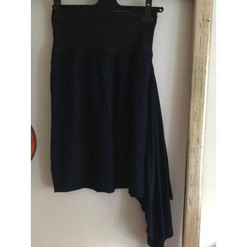Gianfranco Ferre spódnica asymetryczna lux S/m
