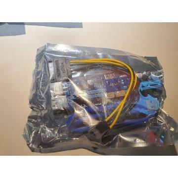 Riser PCI-E ver. 008C -  330uF/25V -Najmocniejsze!