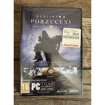 Destiny 2: Porzuceni - Legendarna Kolekcja Gra PC