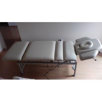 Stół rehabilitacyjny do masażu suchego łóżko