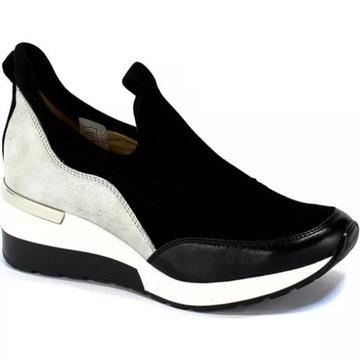 Sneakersy Aga but r.36  AGA-06937/404/19/00/01