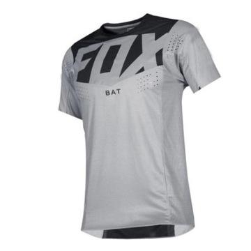 Koszulka rowerowa BAT FOX  męska XL
