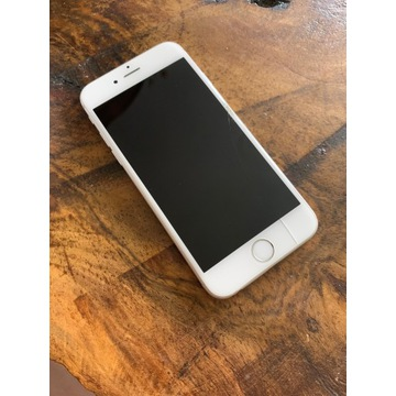 iPhone 6 16GB srebrny