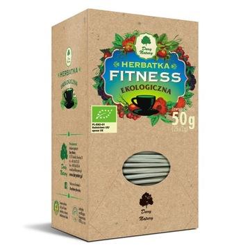 Herbata Fitness,  Dary Natury