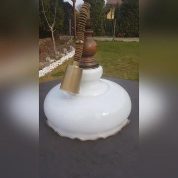 Niemiecka lampa wisząca