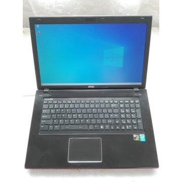 Laptop MSI GE70 2OE i7-4700MQ 8GB SSD128GB GTX765M