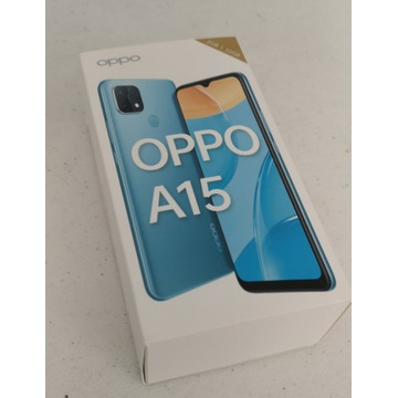 Telefon OPPO A15 2/32GB!!! nowy!!!