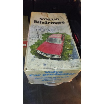 Ogrzewacz Webasto benzynowe Volvo 140 Bahco 12v
