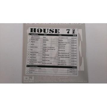 Dj Promotion CD Pool House vol 71