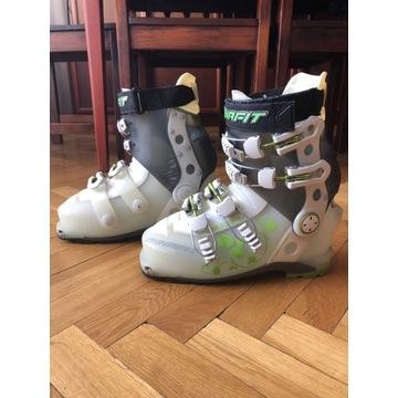 Dynafit buty skiturowe Botek 245 mm Skorupa 276 mm