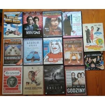 Zestaw 14 DVD, Między słowami, Broken Flowers...