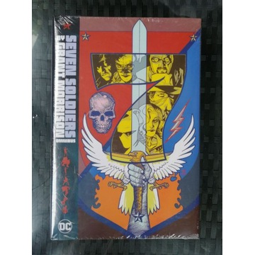 Seven Soldiers by Grant Morrison Omnibus, NOWY