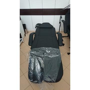 Fotel kosmetyczny Beauty System BW-263 czarny