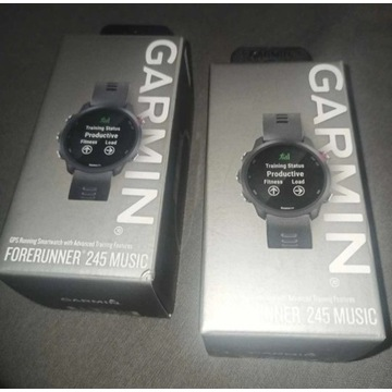 Smartwatch Garmin Forerunner245 Music Gwarancja 2l