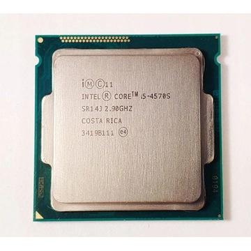 Procesor Intel i5-4570S 4 x 2,9 GHz