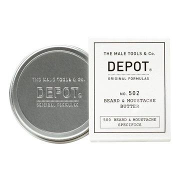 Depot NO. 502, masło do brody i wąsów 30ml
