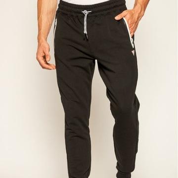 Guess Spodnie dresowe Adam M0YB37 K7ON0 Rozmiar L
