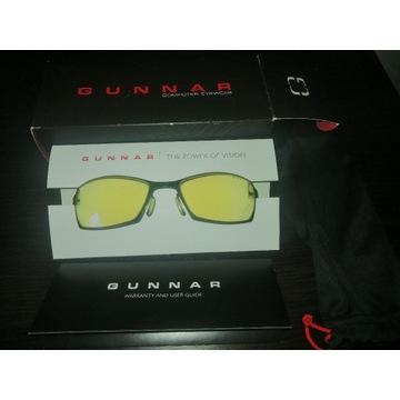 Okulary Do Komputera Gunnar Scope Onyx Carbon